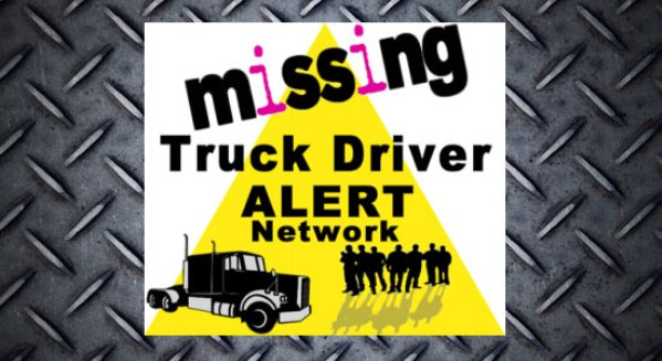 Missing Trucker Driver Alert Network