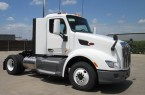 Peterbilt Self-Driving Truck