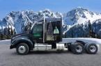 Kenworth Christmas Truck