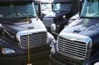 black trucks