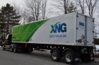 Natural Gas Truck