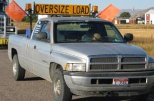 Escort Truck