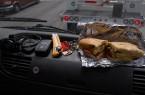 Sandwich On Dash