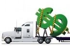 Truck Hauling Money