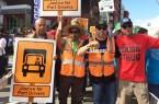 LA Driver Strike 050215