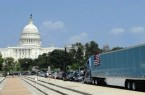 Truck At Capitol