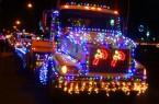 Christmas Parade Truck