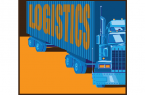 Logistics Truck Graphic