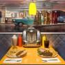 Retro Diner Interior