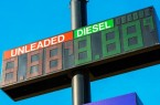 Fuel Price Sign
