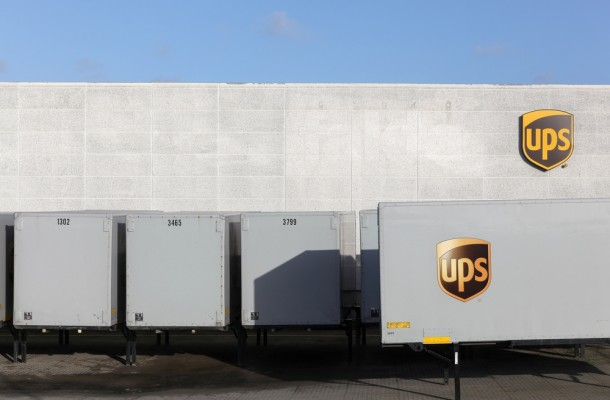 UPS warehouse