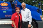 Julie Matulle And Ron Johnson