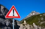Road Warning Sign