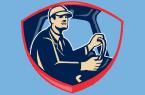 Trucker Hero Badge
