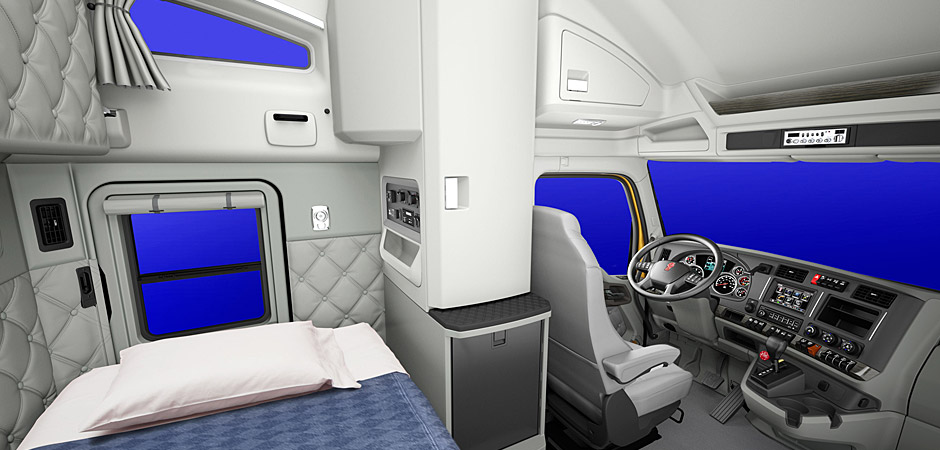 Kenworth T680 Interior Go By Truck Global News