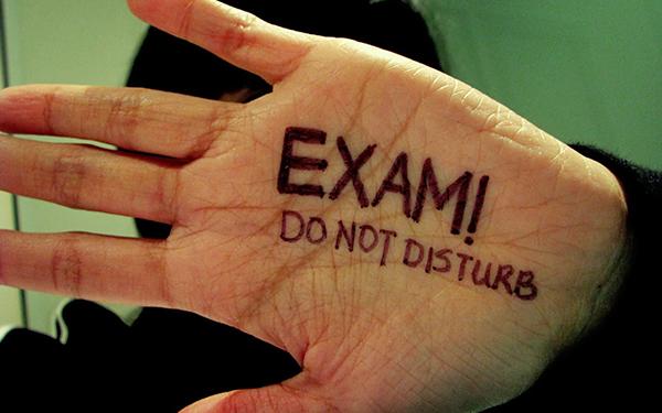 Exam Do Not Disturb