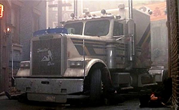 "Big Trouble in Little China/""The Pork Chop Express/"" Jack Burton Trucking"