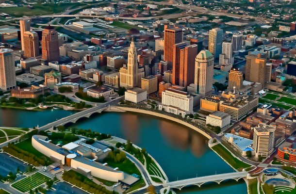 Columbus named 1st smart city go by truck global news columbus ohio malvernweather Images