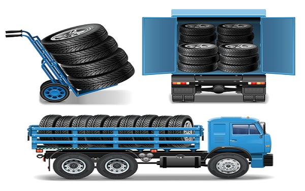 tire delivery