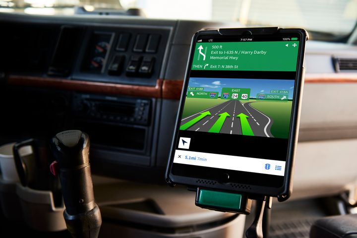 Verizon Connect Launches Navigation App | Go By Truck Global